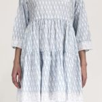Alessia Santi Volantkleid mit Print | Calamita Onlineshop
