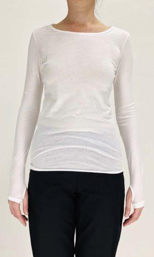 Humanoid Longsleeve Janes milk | Calamita Onlineshop