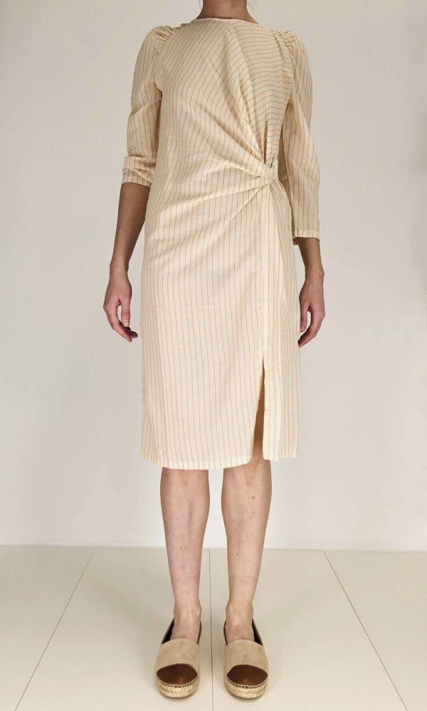 Humanoid Kleid Macey ivory | Calamita Onlineshop
