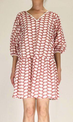 Ottod'ame Kleid zweifärbig | Calamita Onlineshop