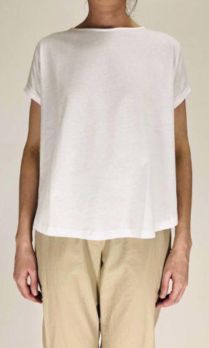 Ottod'ame T-Shirt Roundneck bianco | Calamita Onlineshop