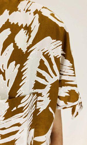 Pomandère Bluse florealer Print | Calamita Onlineshop