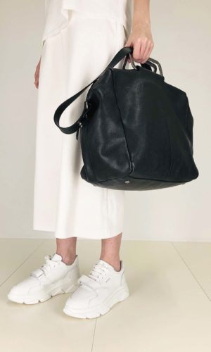 Rehard Tasche mit Metallgriff Size Medium | Calamita Onlineshop