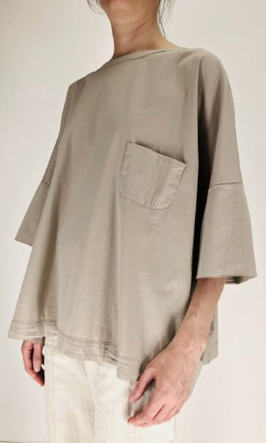 Transit Kurzarm-Shirt Oversized   Calamita Onlineshop