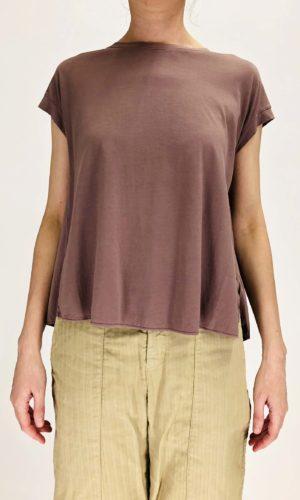 Transit Shirt Oversize old rosé | Calamita Onlineshop